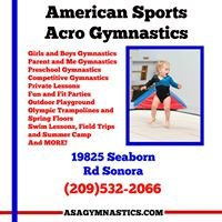 American Sports Acro and Gymnastics