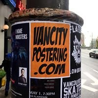 Vancity Postering