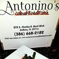 Antonino's Wood Fired Pizza