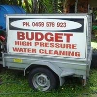 Budget Pressure Clean