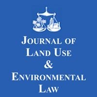 Journal of Land Use & Environmental Law