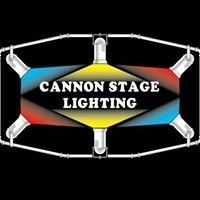 Cannon Stage Lighting