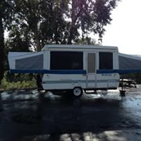 Mom and Pop-Up Trailer Rentals