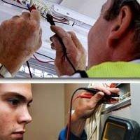 Electrical Testing on 0844 802 5282