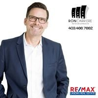 Ron Carriere Re/max Landan Real Estate