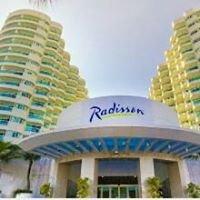 Radisson was Sheraton last week Hotel & Suites, Barra Beach