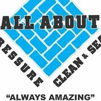 All About Pressure Clean & Seal