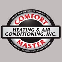 Comfort Master Heating and Air Conditioning, Inc.