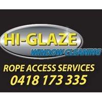Hi-Glaze Window Cleaning & High Access Services Pty Ltd