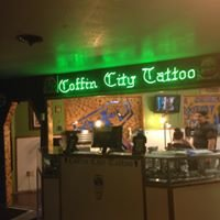 Coffin City Tattoo