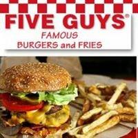 Five Guys Famous Burgers & Guys