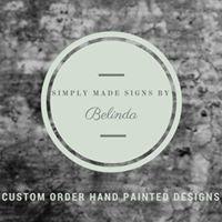 Simply Made Designs by Belinda