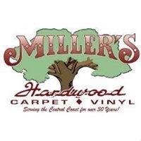 Miller's Hardwood Flooring Carpet & Vinyl