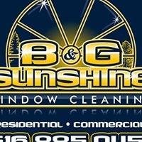 B&G Sunshine Window Cleaning