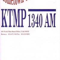 KTMP 1340 AM Radio