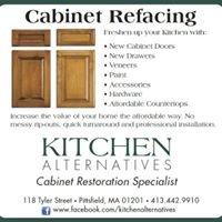 Kitchen Alternatives - Cabinet Refacing & Restoration Specialists