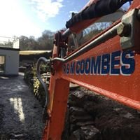 R & M COOMBES plant hire , ground works and fencing contractors