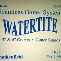 WaterTite Seamless Gutters NC