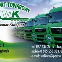 Transport Towarowy Waldemar Kurspiot