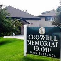 Crowell Memorial Home