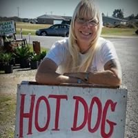 Bette's Hot Dog Cart