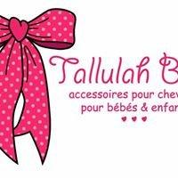 Tallulah belle bows.fr