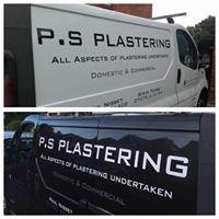 P.S Plastering Services