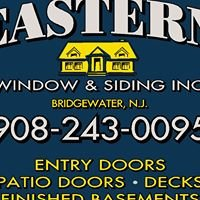 Eastern Window and Siding