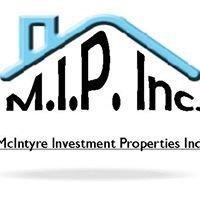 Mcintyre Investment Properties Inc