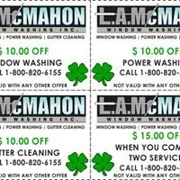 McMahon Window Washing & Gutter Cleaning