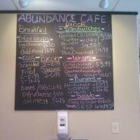 The Abundance Cafe