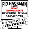 RD Hackman & Sons