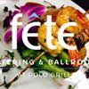Fête Catering & Ballroom