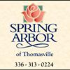 Spring Arbor of Thomasville