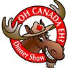 Oh Canada Eh? Dinner Show Canmore Alberta