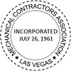Mechanical Contractors Association of Las Vegas