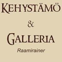Kehystämö ja Galleria Raamirainer Oy