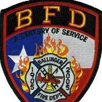 Ballinger Fire Department