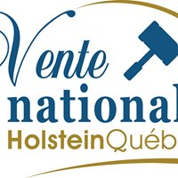 Vente Nationale Holstein Québec