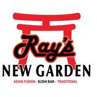 Ray's New Garden
