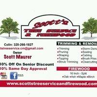Scott's Tree Service & Firewood