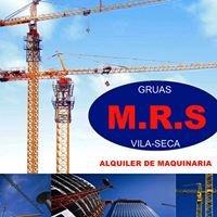 GRUAS M.R.S 08 SL