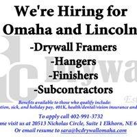 BC Drywall, Inc.