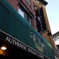 Al Dente 109 Salem St. Boston Ma