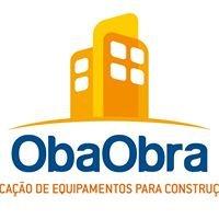 ObaObra - Locação de Equipamentos p/ Construção