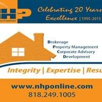 New Horizons Properties