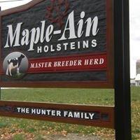 Maple-Ain Farms