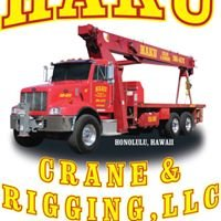 Haku Crane & Rigging