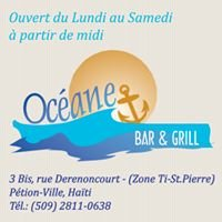 Oceane Restaurant Bar and Grill