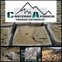 Canteras Aparicio piedras naturales